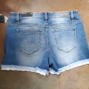 Miss Me Jean shorts